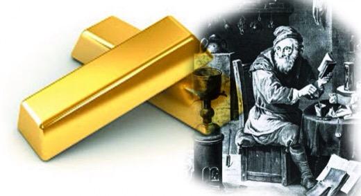 Resultado de imagen para la alquimia y el oro